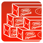 McVities Cyprus range Icon