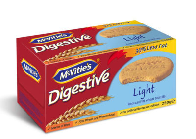 McVitie's Digestive Light 250g