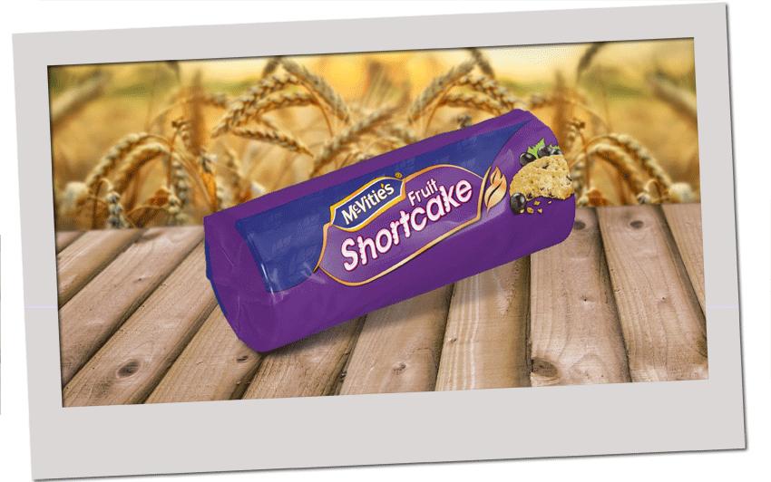 McVitie's Fruit Shortcake 200g
