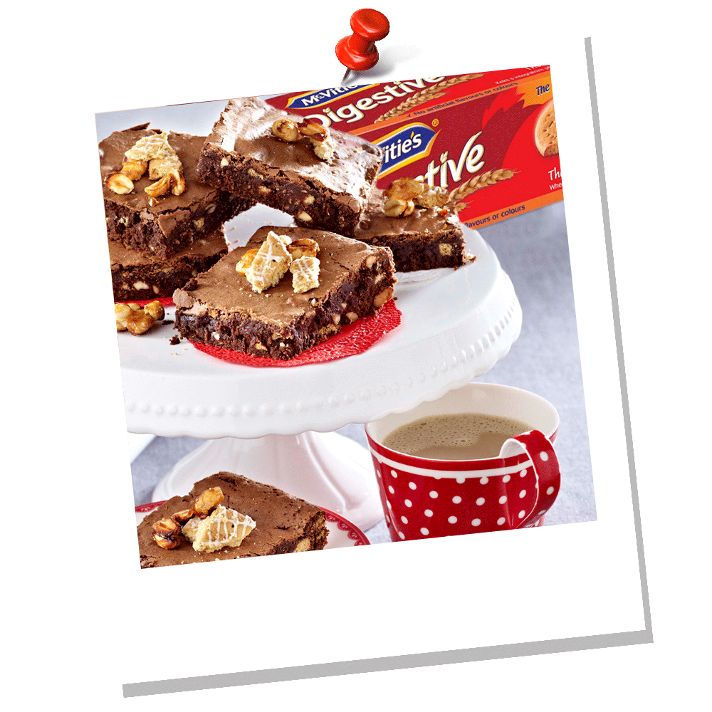 MCVITIE'S BROWNIES