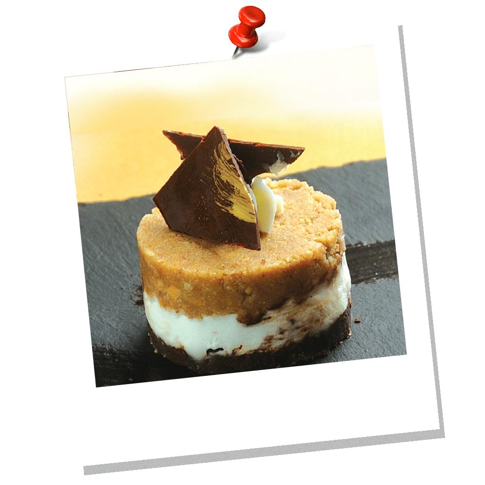 Mycake με mcvitie's digestive με σοκολάτα γάλακτος
