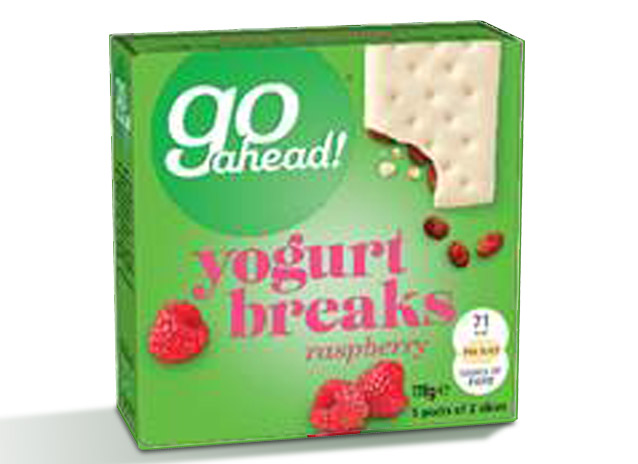 GoAhead Yogurt Breaks Raspberry 5x35,5g