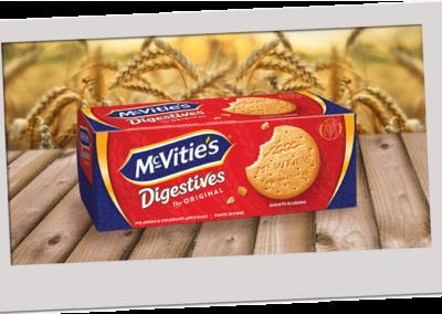 McVitie's Original Digestive 400g
