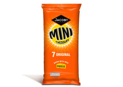 Mini Cheddars Original 7x25g