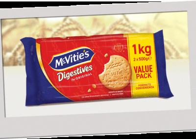 McVitie's Original Digestive 1000g